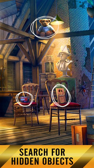 Crime City: Hidden Object screenshot 3