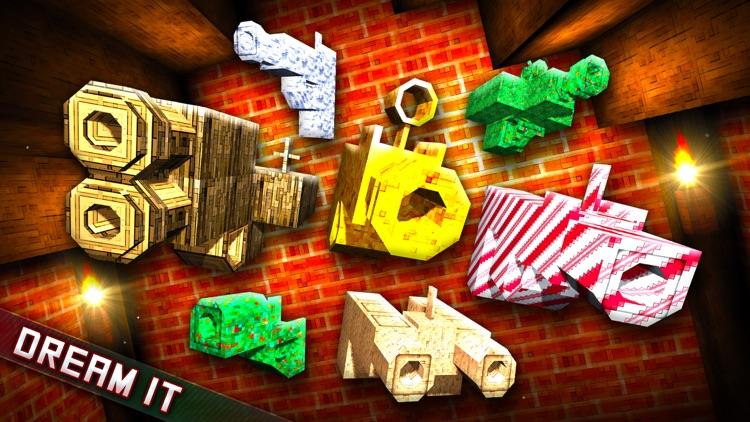 GunCrafter Holiday screenshot-0
