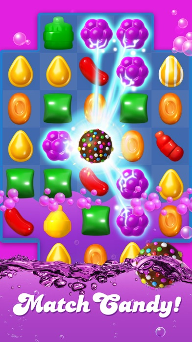 Candy Crush Soda Saga Screenshots