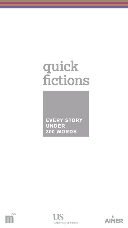 Quick Fictions screenshot-4