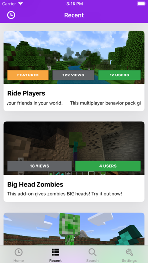 Addons Pro PE for Minecraft on the App Store