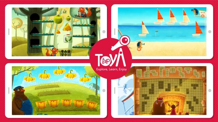 Toddler games preschool kids screenshot-4
