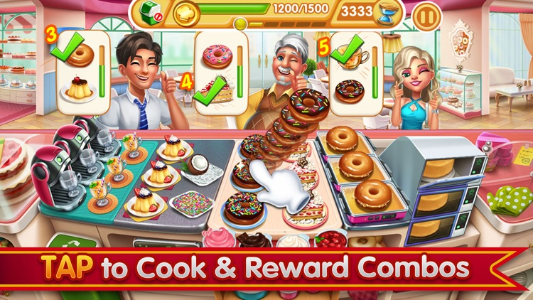 Cooking City - Chef Game