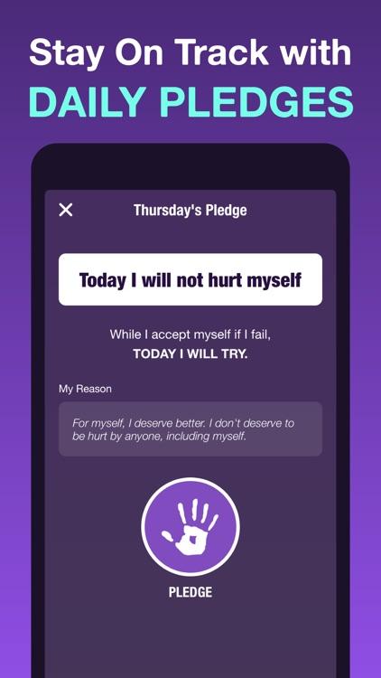 Self Harm Tracker + Counter screenshot-3