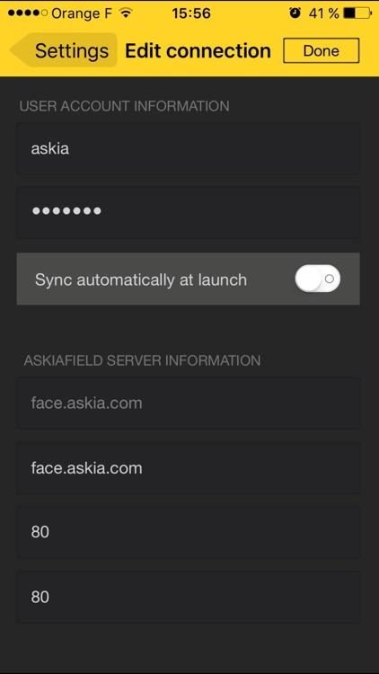 AskiaFace screenshot-5