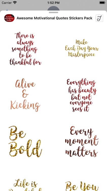 Awesome Motivational Quotes screenshot-7