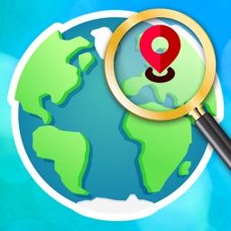 World Travel Hidden Object