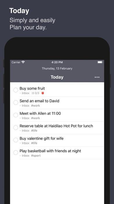 Doing - To-Do List App screenshot 2