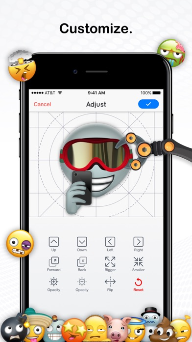Download Moji Maker™ | Emoji & Avatar for Pc