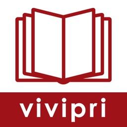 銀塩フォトブック作成アプリ vivipri ビビプリ