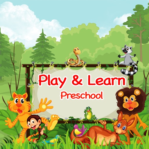 Pre School Learn and Play icon