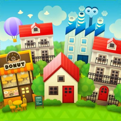 街づくりパズル エコノミシティ- Economicity -