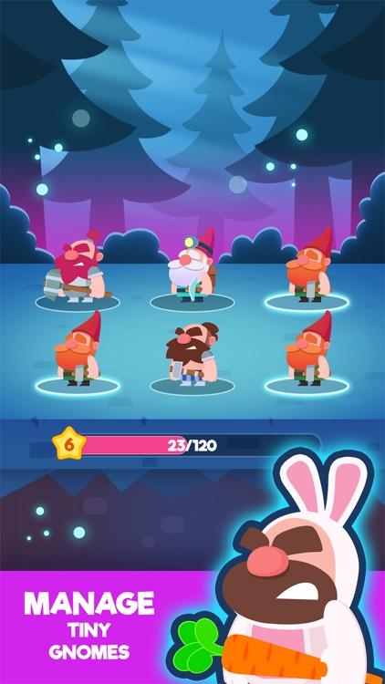 Merge Gnomes - Level Up