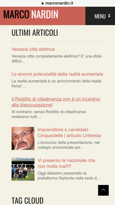 Marco Nardin screenshot 3