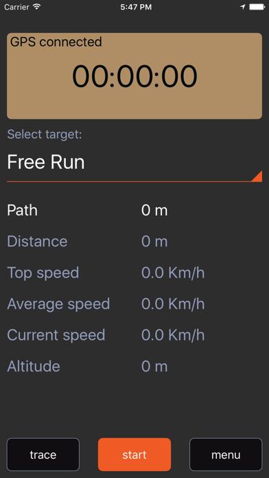 Jogging Tracker - ランニングのおすすめ画像1