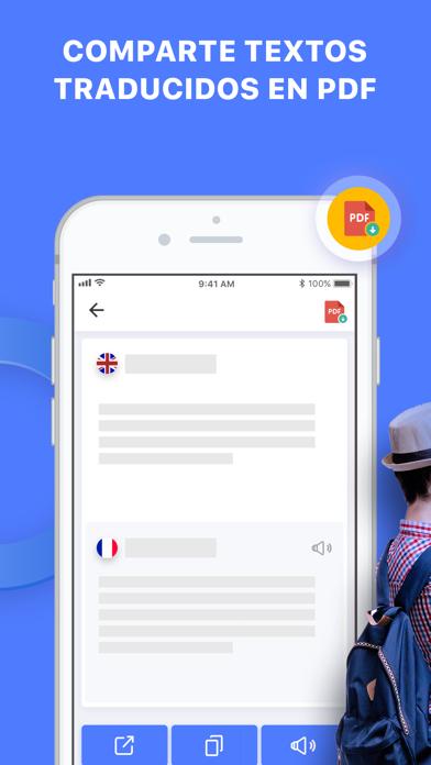 Screenshot for Triplens: Traductor de fotos in Ecuador App Store