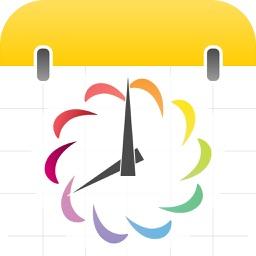 atWork Time Clock Work Tracker