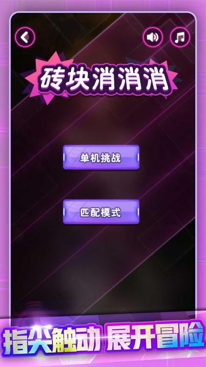 砖块消消消—小游戏 screenshot-5