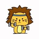 Lion Sticker fc
