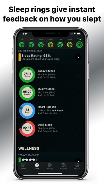 AutoSleep Track Sleep on Watch screenshot-6