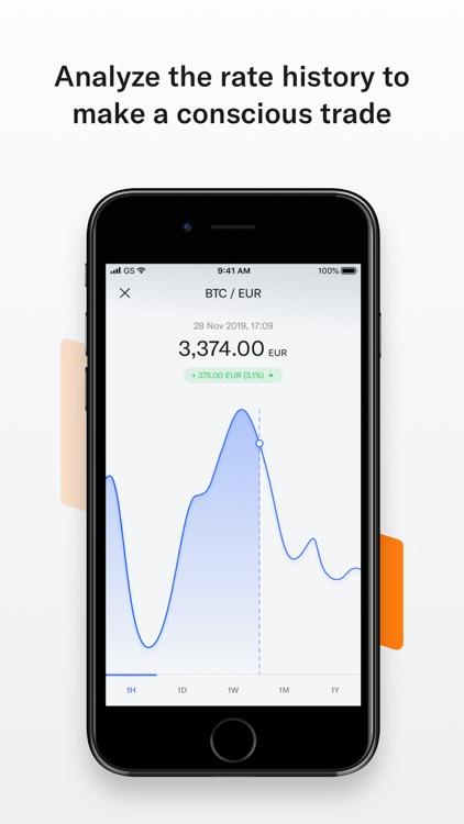 HOLD — Buy Bitcoin & Crypto screenshot-5