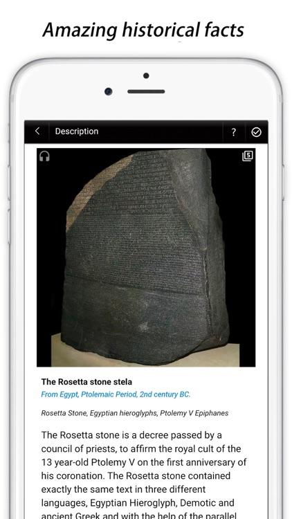 British Museum Visitor's Guide screenshot-4