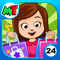App Icon for My Town : Shopping Mall App in Peru IOS App Store