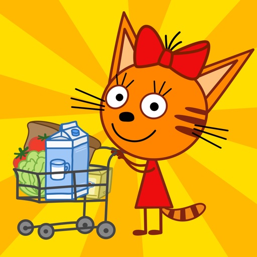 Kid-E-Cats Supermarket & Store iOS App