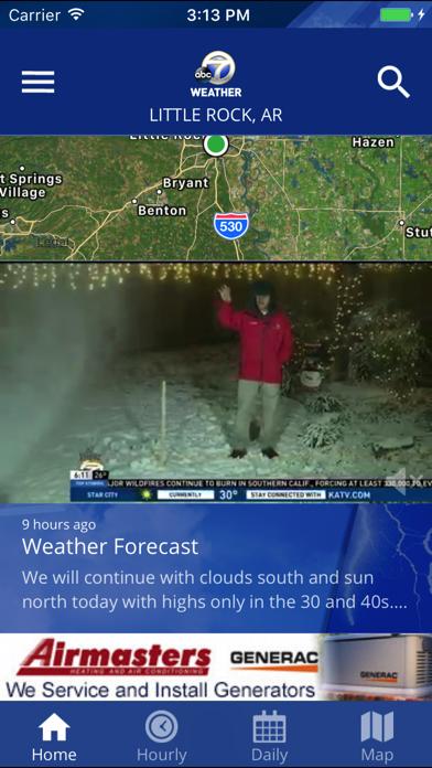 KATV Channel 7 Weatherのおすすめ画像2