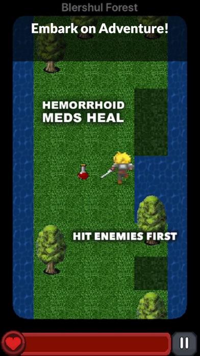 Revenge of the Battle Hunter Screenshot 1