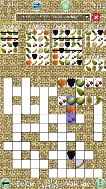 Number Fit Puzzle + screenshot-5