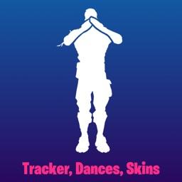 Dances and Skins for Fortnite
