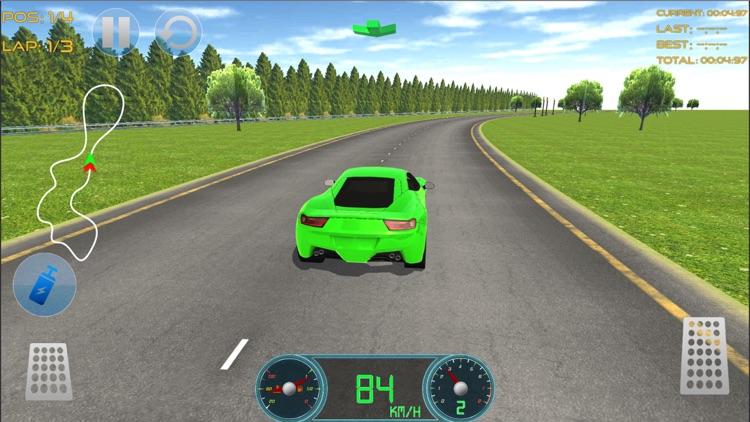 Race Track Car Racing Fever screenshot-3