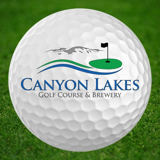 Canyon Lakes Golf Brew icon