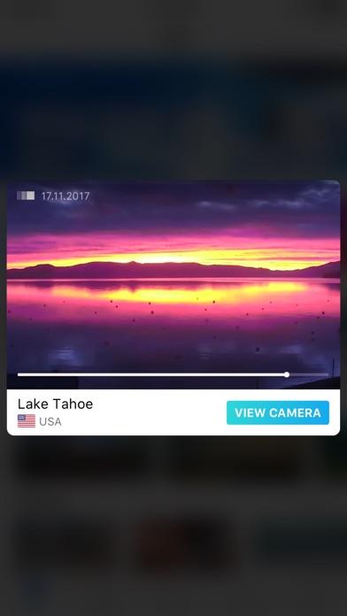 世界のライブカメラスクリーンショット
