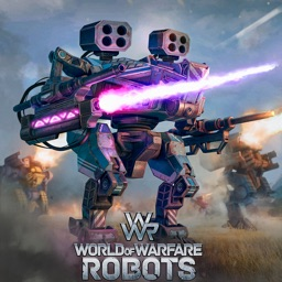 WWR - Shooting Robot War Game