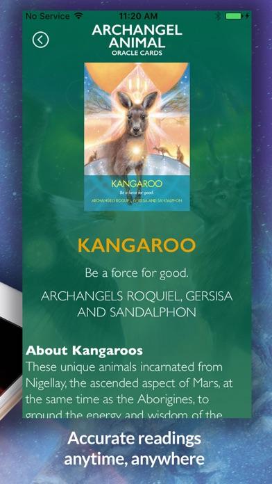 Archangel Animal Oracle Cards screenshot 5