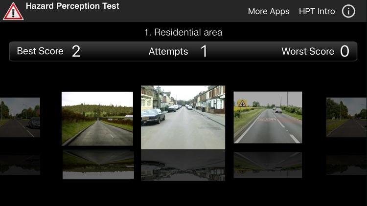 Hazard Perception Test. Vol 2 screenshot-3