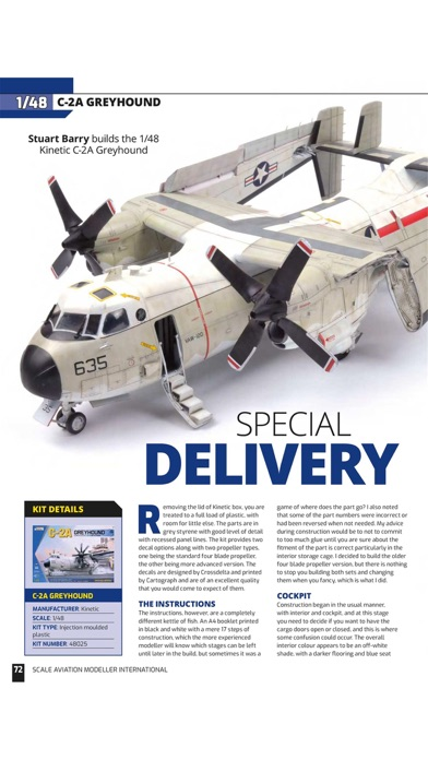 Scale Aviation Mod INT 8