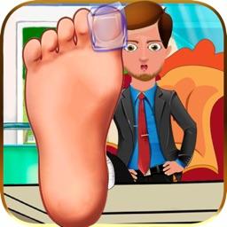 Little Crazy Foot Spa salon