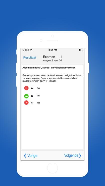 Examen Basis Marifonie screenshot-3