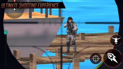 Ultimate Sniper Survival Screenshot on iOS