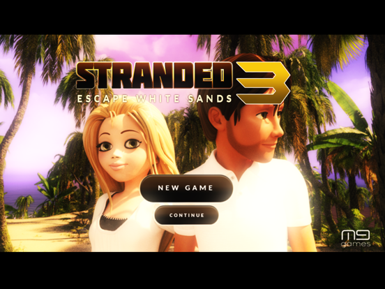 Stranded Escape White Sands 3 screenshot 6