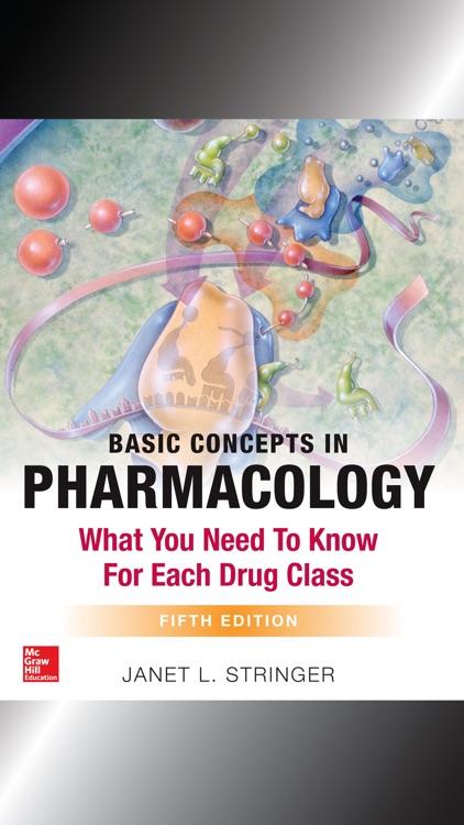 Basic Concepts Pharmacology 5E