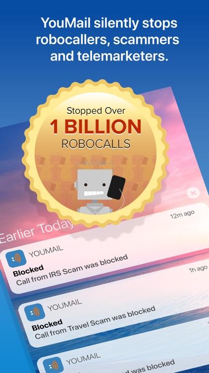 YouMail Voicemail & Call Block screenshot-0