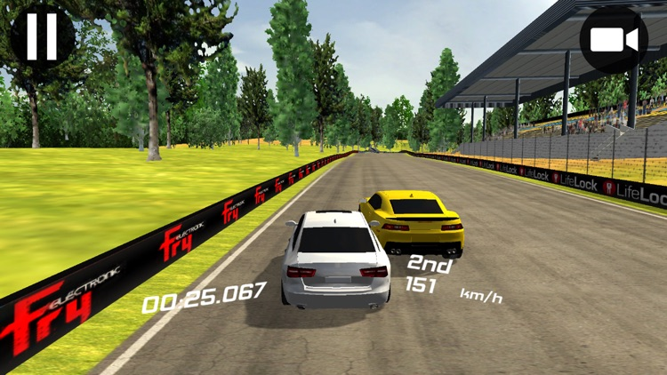 City Car Driving : Racing Game screenshot-3