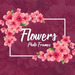 Flower Photo Frame & Editor