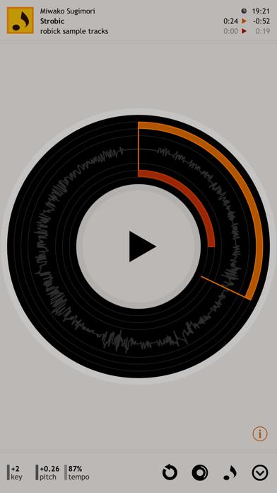 robick - 耳コピ用プレイヤーのおすすめ画像1