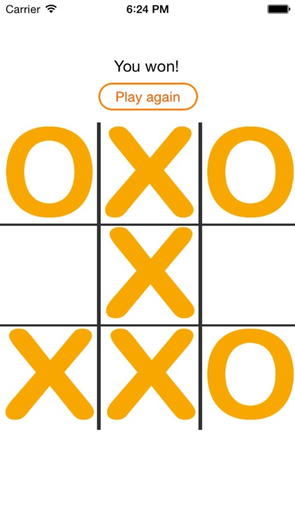 TicTacToe - Multiplayer Game