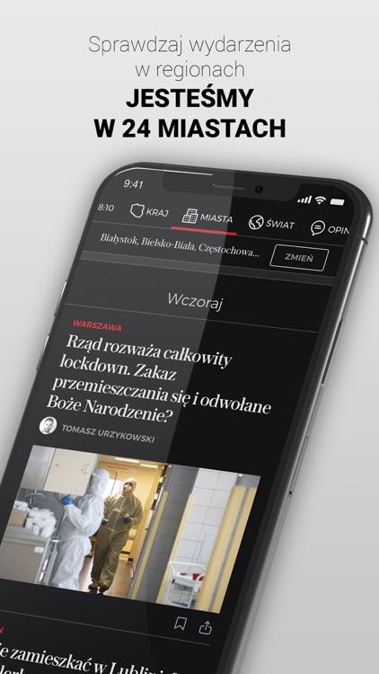 Gazeta Wyborcza: Polska, świat screenshot-4
